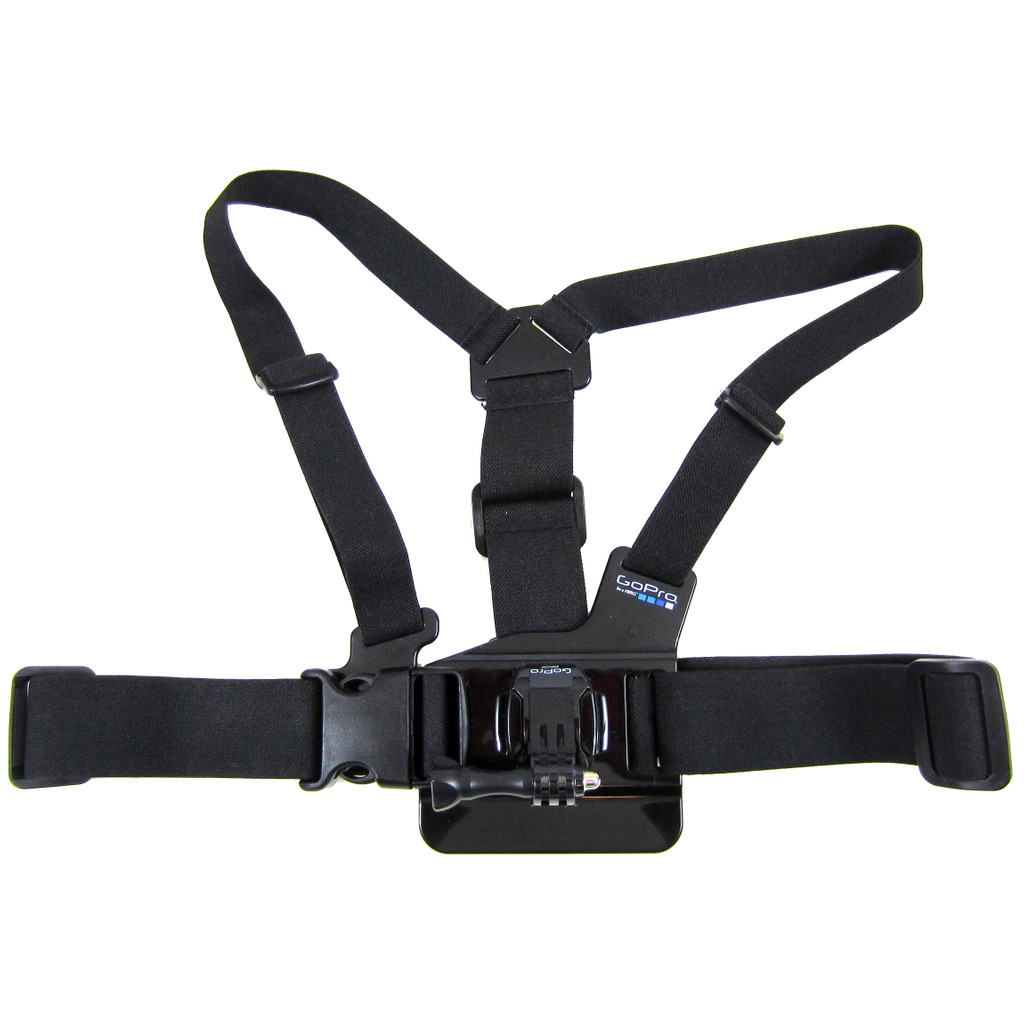 GoPro Chest Mount Harness in Basse