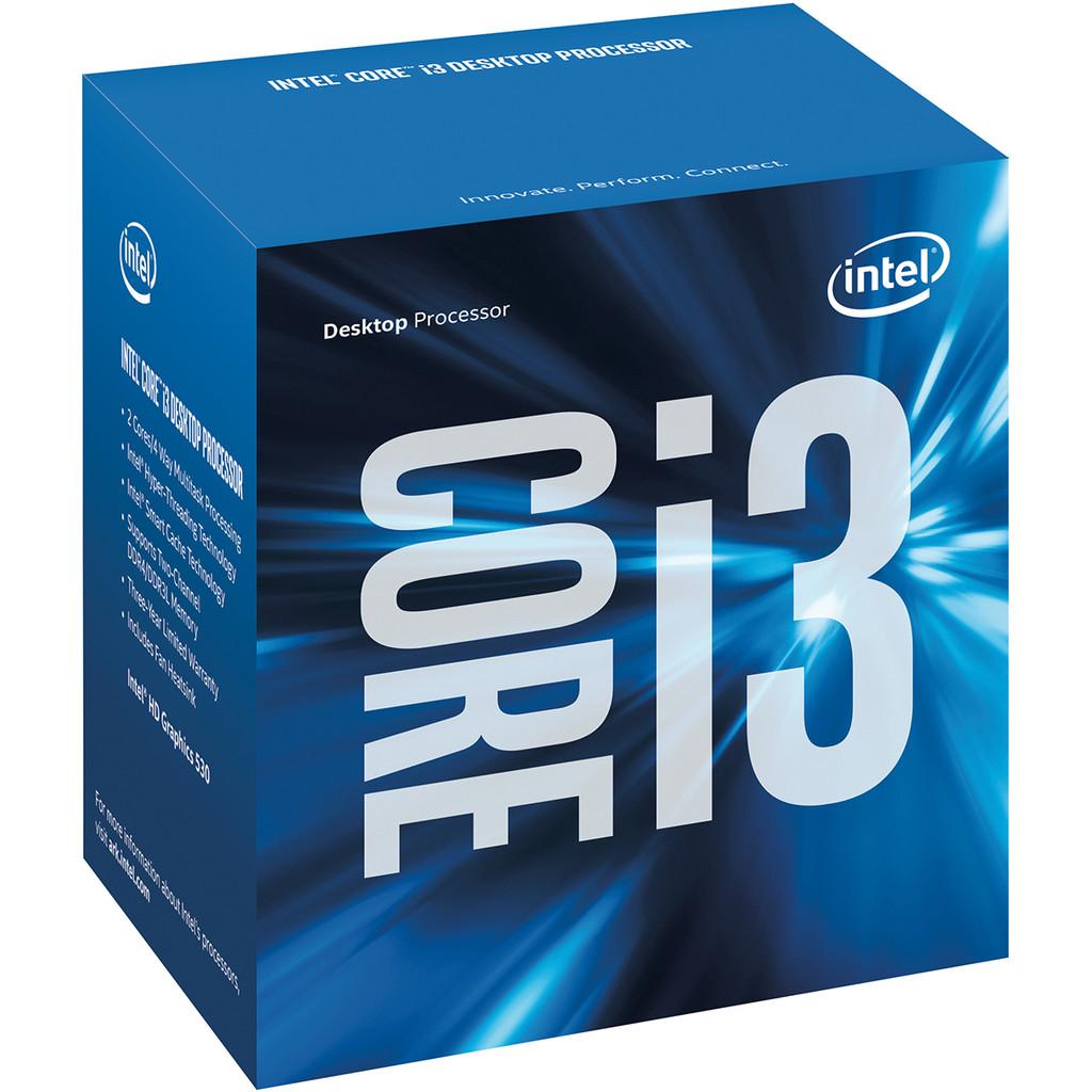 Intel Core i3 6100 Skylake in Glabais