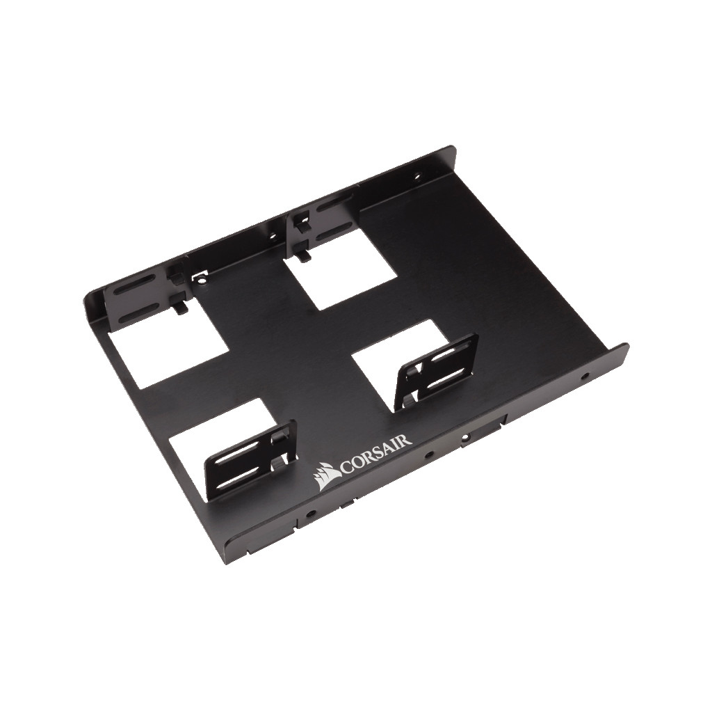 Corsair Dual SSD Mounting Bracket in Vuren