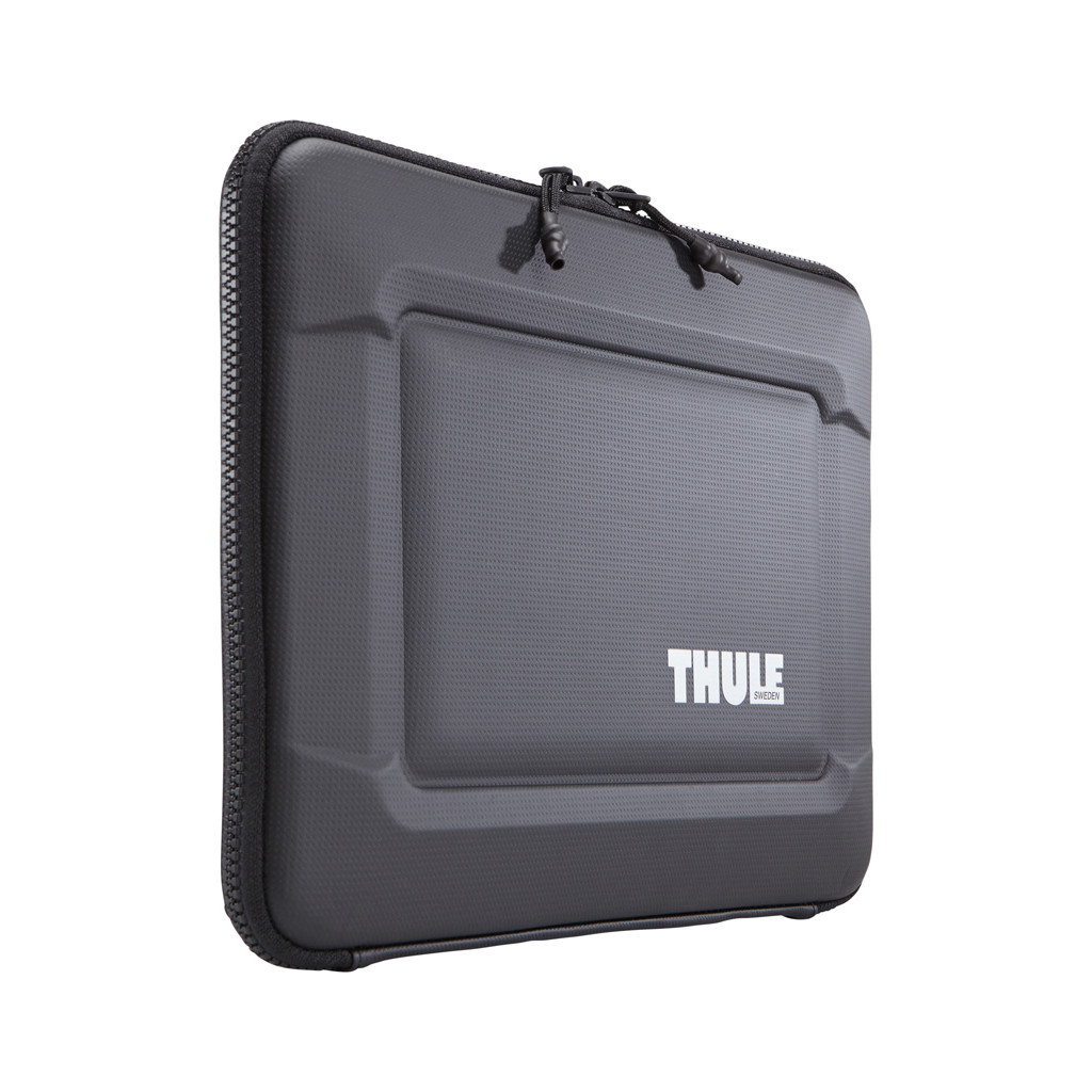 Thule Gauntlet 3.0 Sleeve MacBook Pro Retina 15'' Zwart in Overbroek