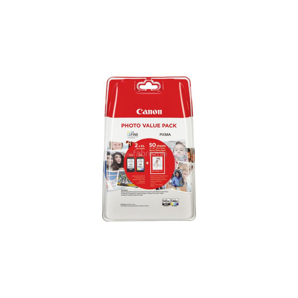 Canon PG-545XL/CL-546XL Value Pack (8286B006) kopen