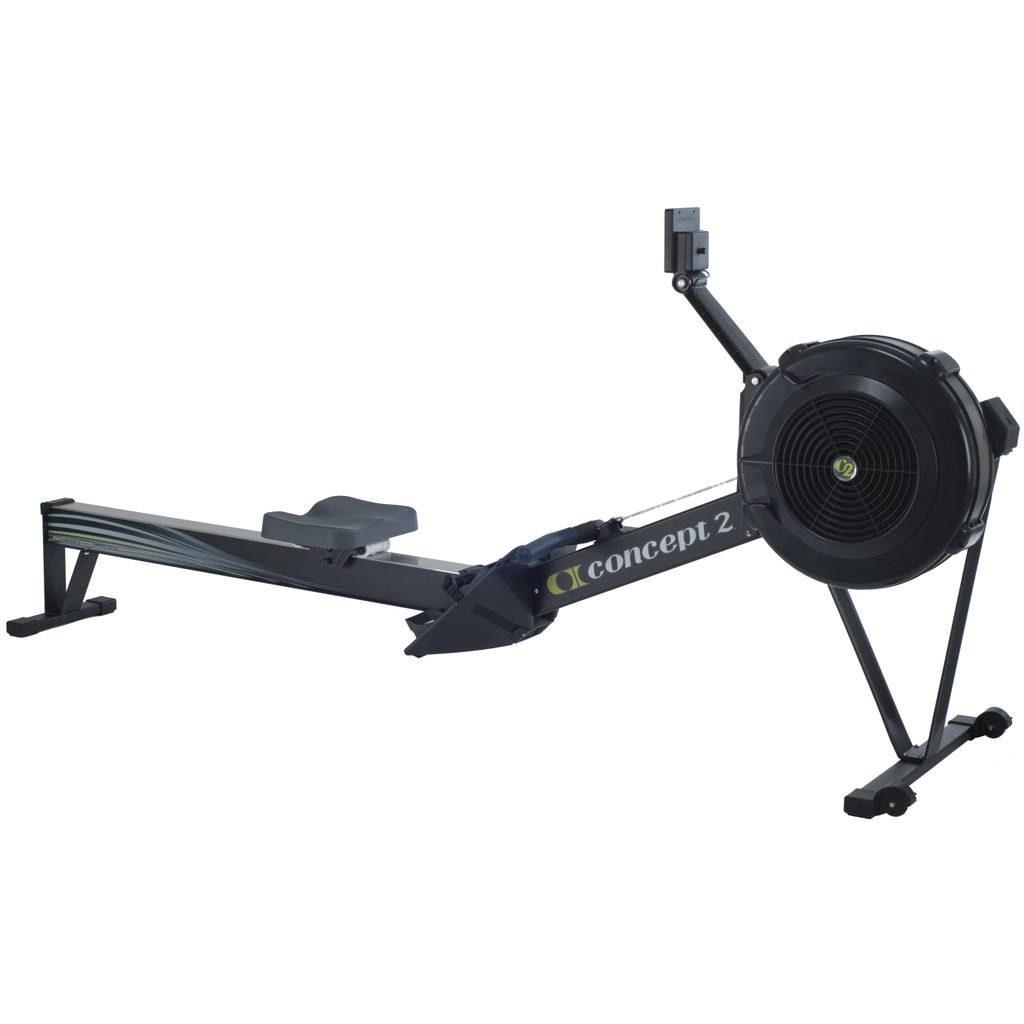 Concept2 Model D PM5 Zwart in Stiphout