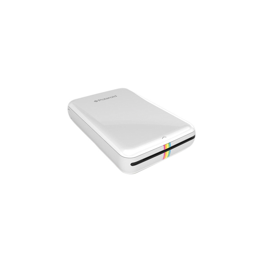 Polaroid Zip Mobile Printer Wit in Hoogeind