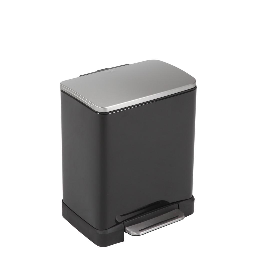 EKO E-Cube 10+9 Liter Zwart