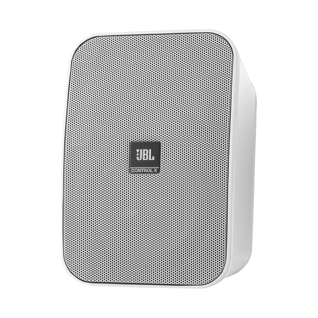 JBL Control X Wit (per paar) in Chanly