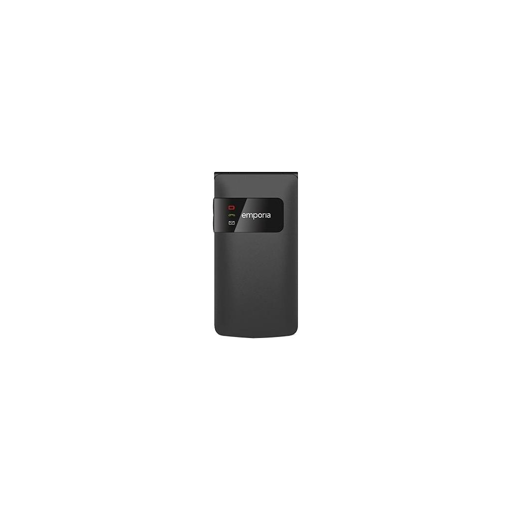 Afbeelding van Emporia Flip Basic Senioren telefoon zwart mobiele