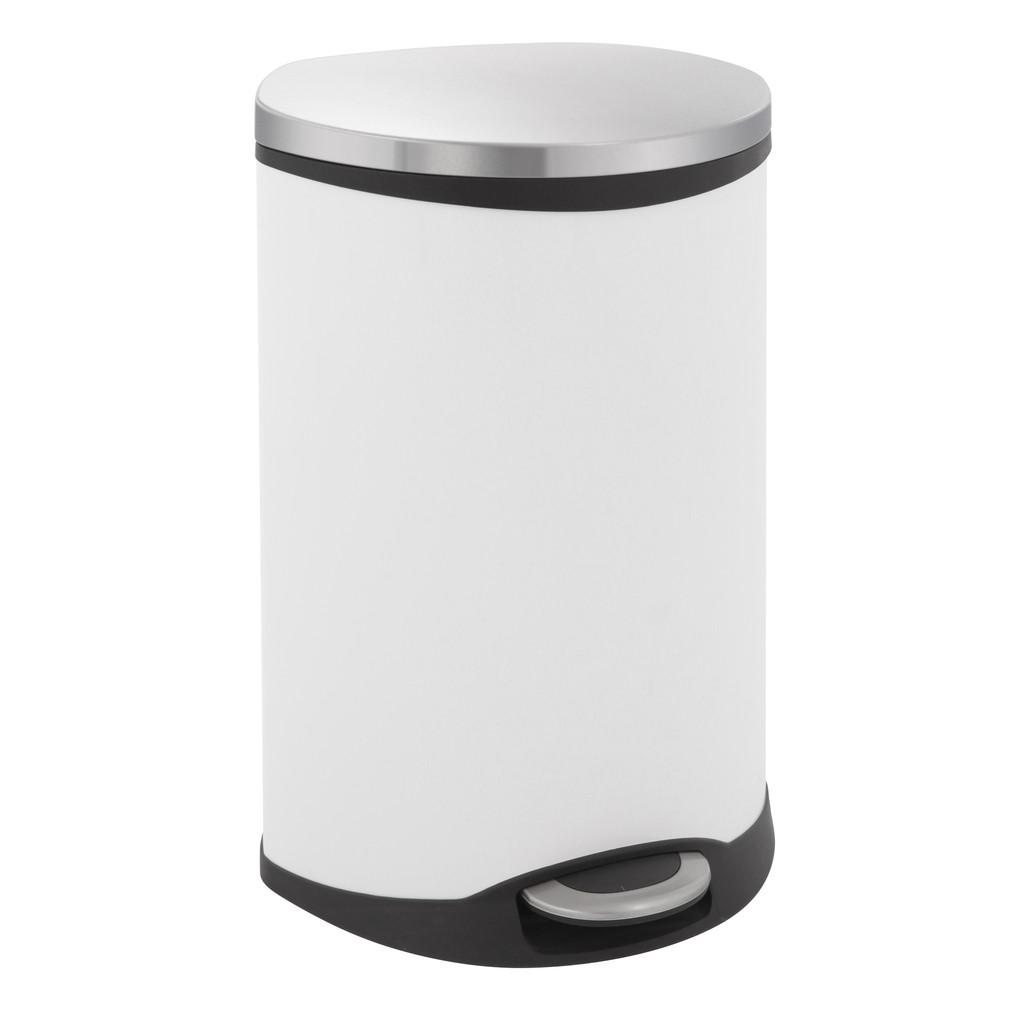 EKO Shell Bin 50 Liter Wit