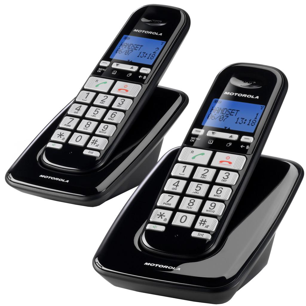 Motorola S3002 Zwart in Tongre-Saint-Martin