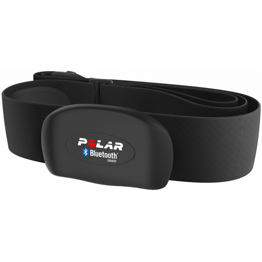 Polar H7 Hartslagsensor Bluetooth Smart Black M-XXL in Oud Gastel