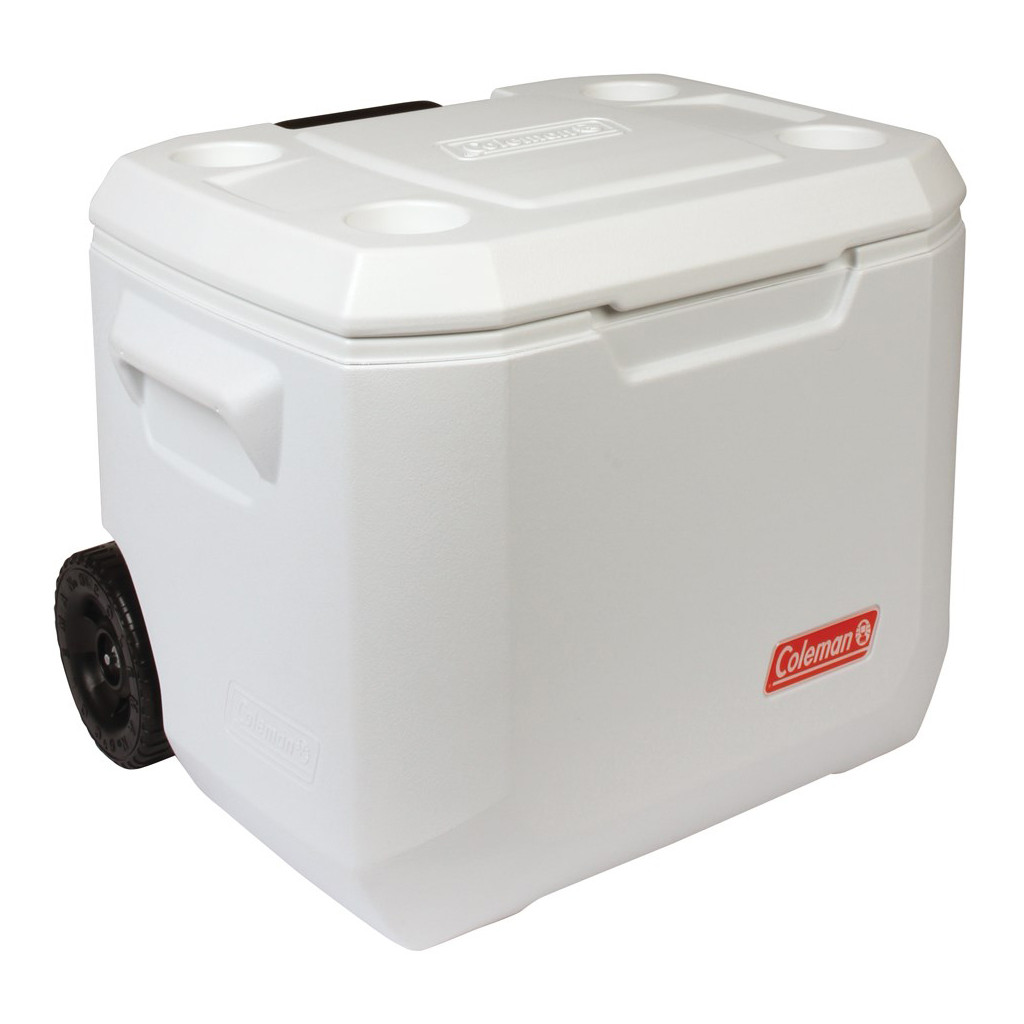 Coleman 50 Qt Xtreme Wheeled Cooler Marine - Passief in Posterenk