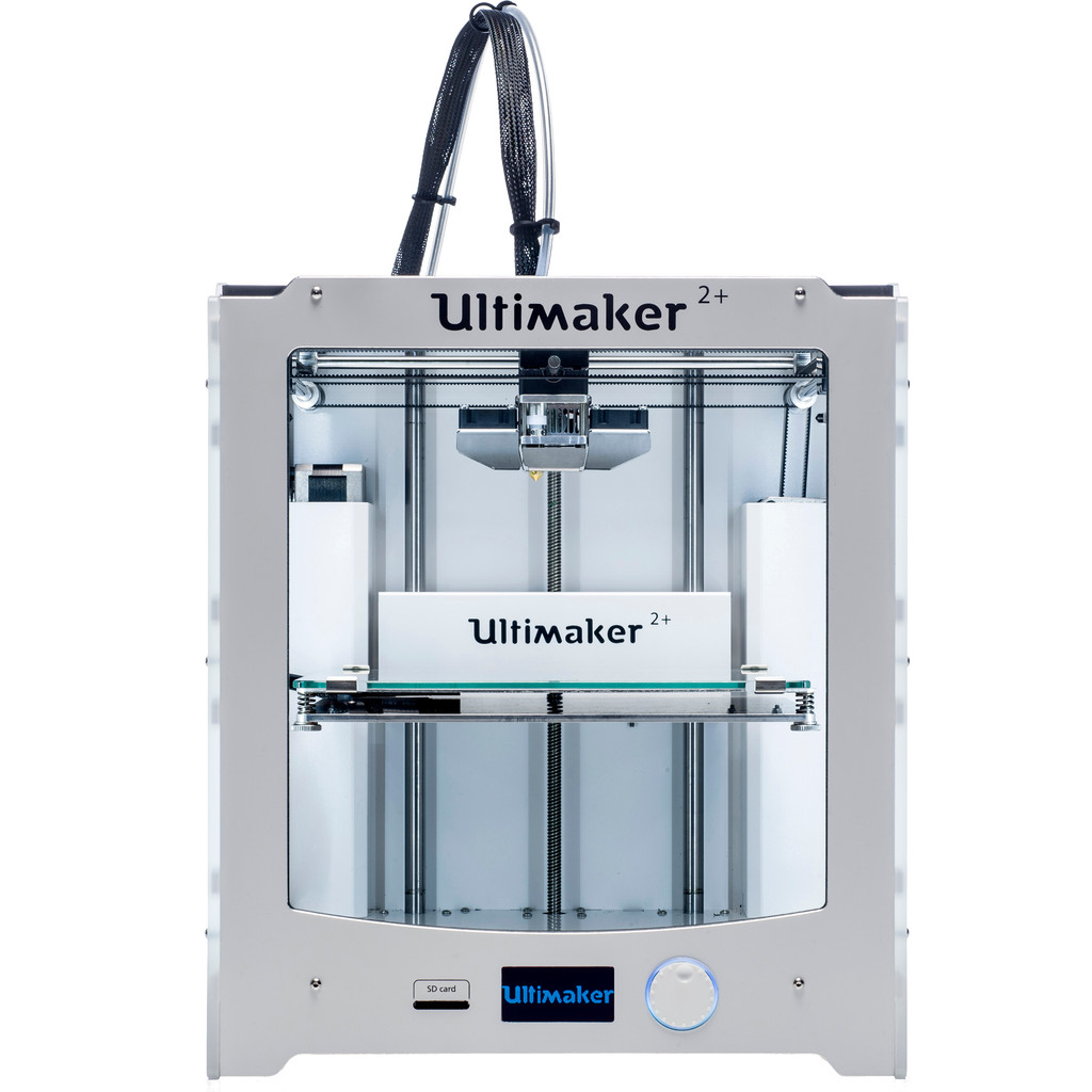 Ultimaker 2+ in Hengstheuvel