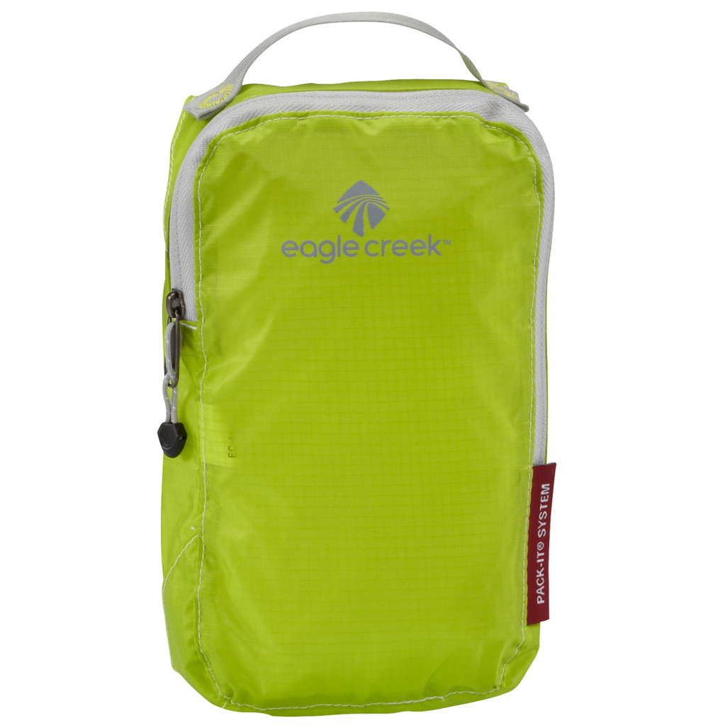 Eagle Creek Pack-It Specter Quarter Cube Strobe Green in Eekwerd