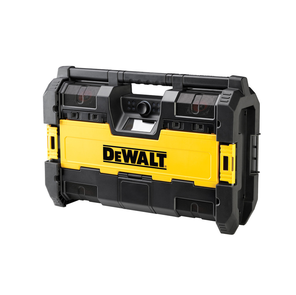 DeWalt ToughSystem Radio + XR lader in Hacquegnies