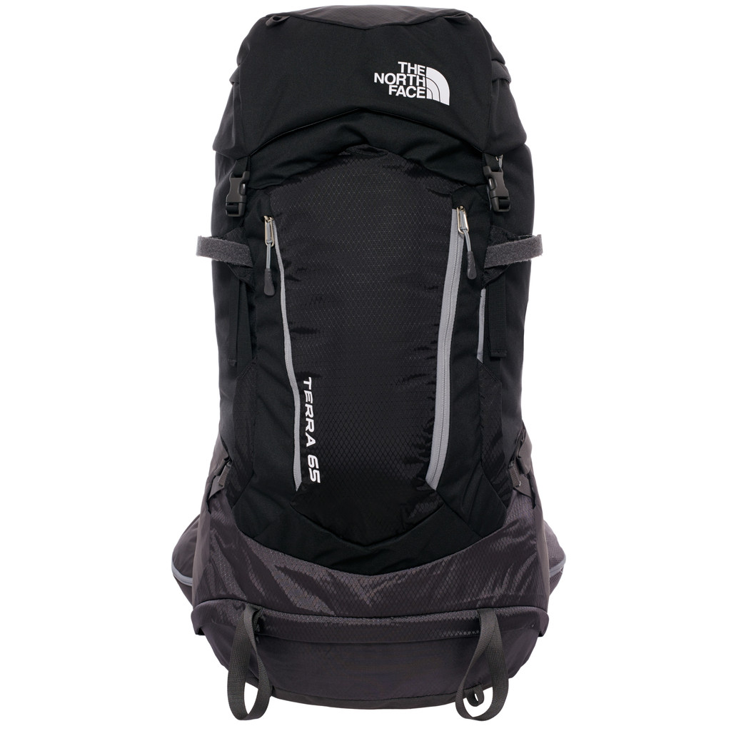 The North Face Terra 65 TNF Black/Asphalt Grey - L/XL in Zoggel