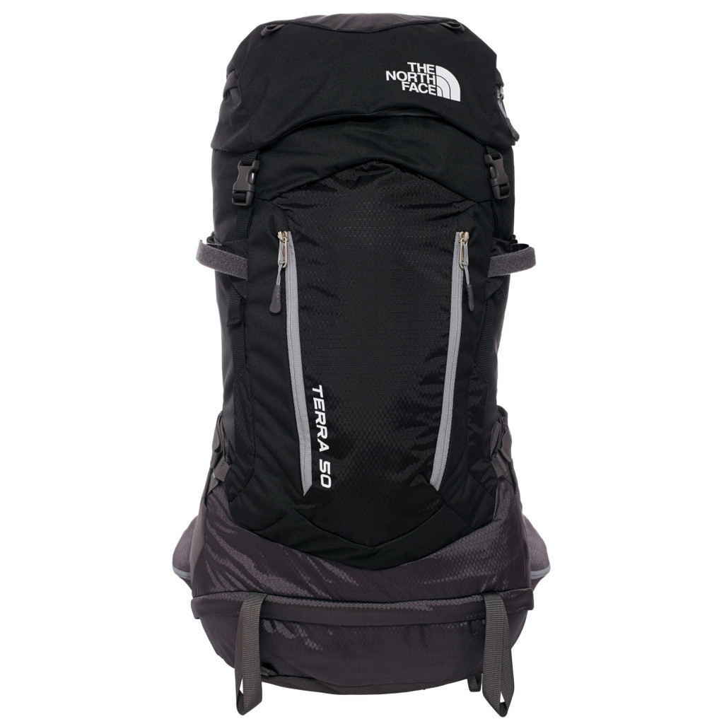 The North Face Terra 50 TNF Black/Asphalt Grey - L/XL in Doniaburen