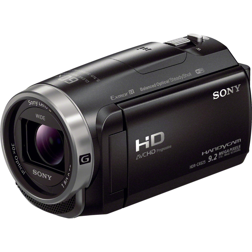 Sony HDR-CX625 videocamera