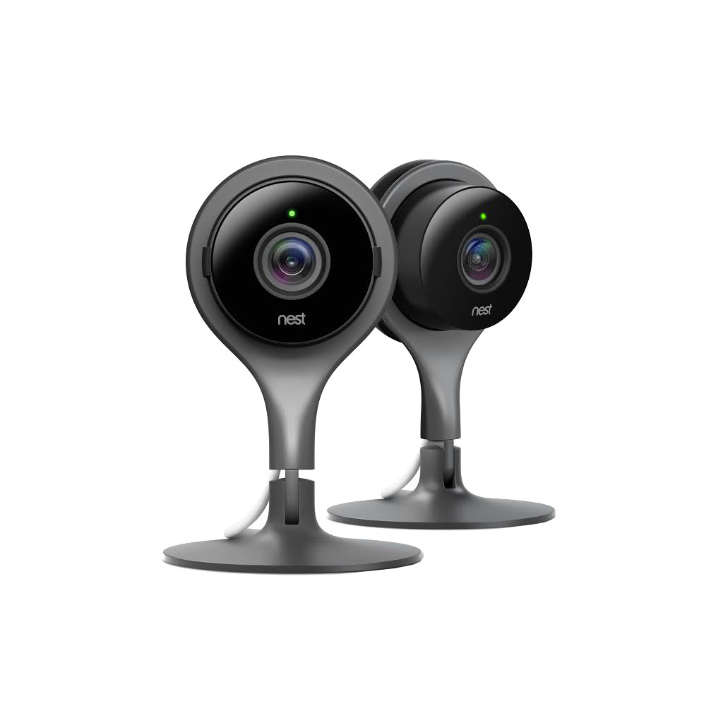 Nest Cam Indoor Duo Pack in Longlier