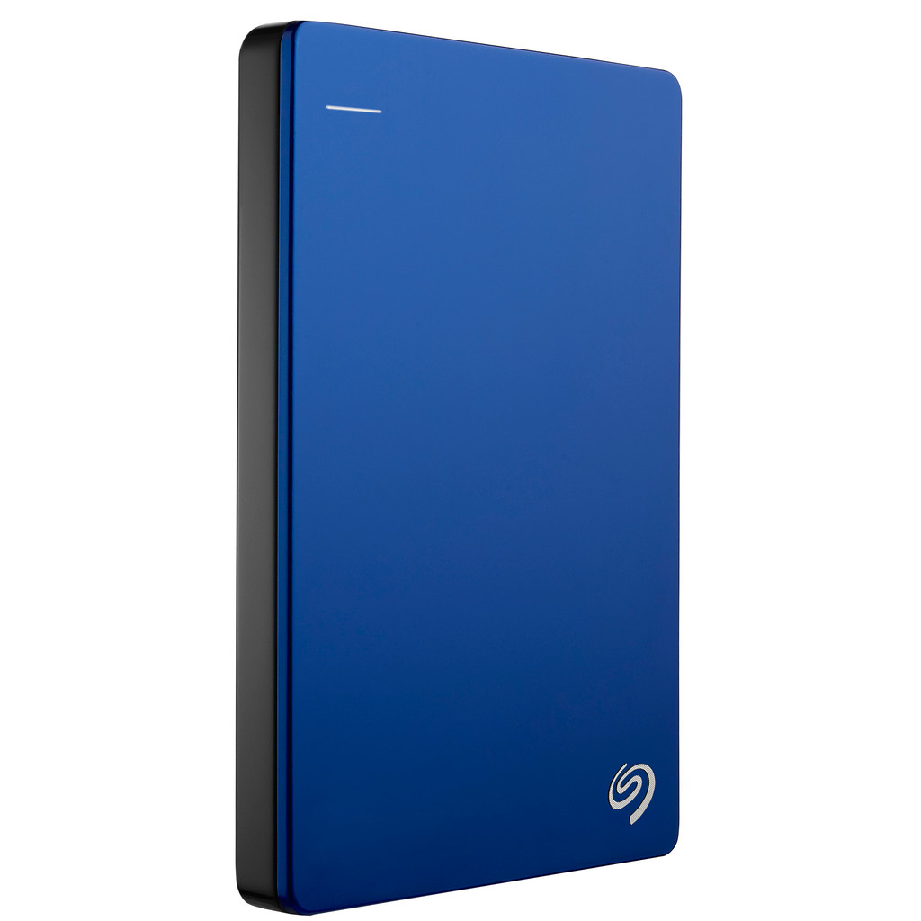 Seagate Backup Plus Slim 1 TB Blauw kopen