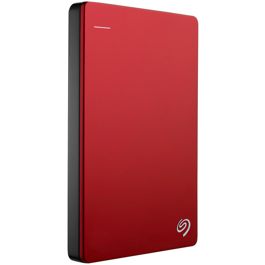 Seagate Backup Plus Slim 1 TB Rood kopen