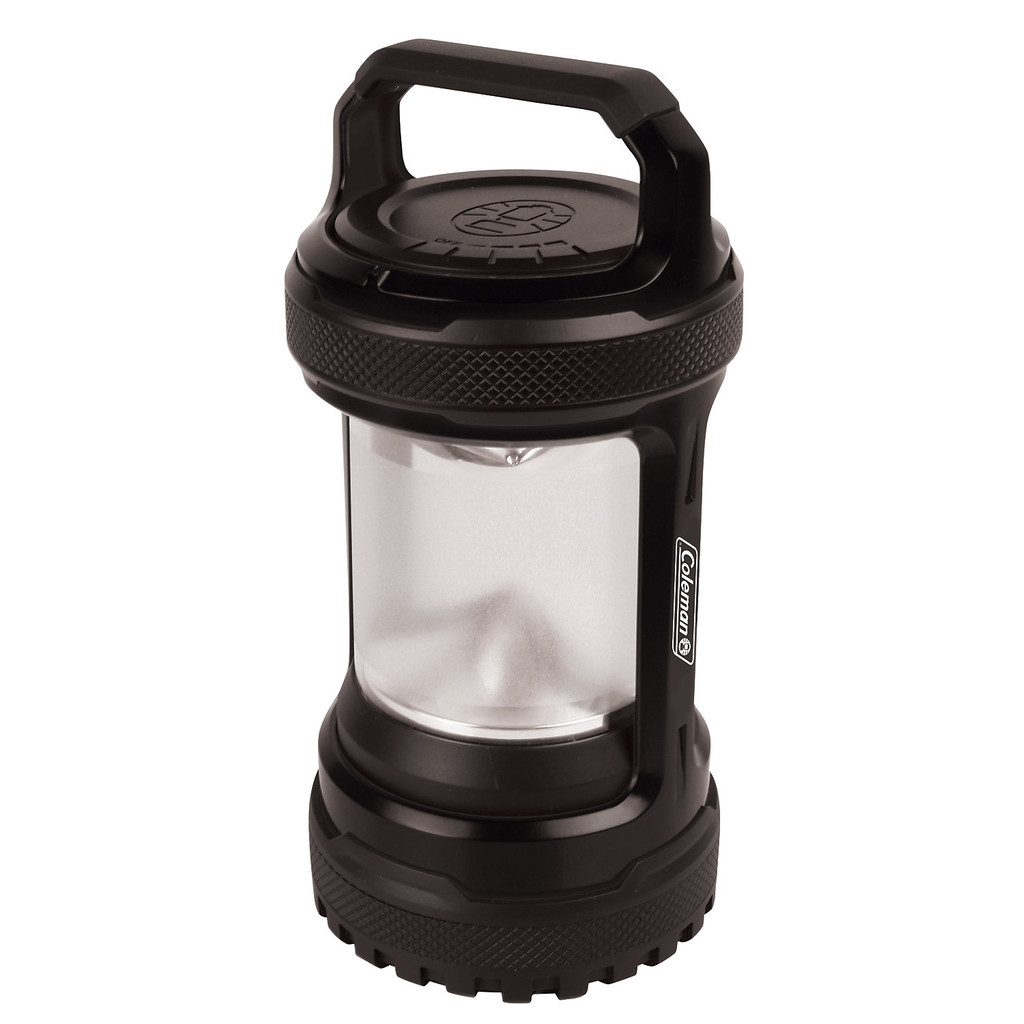 Coleman Lithium Ion Recharge LED Lantern Black in Oudeland