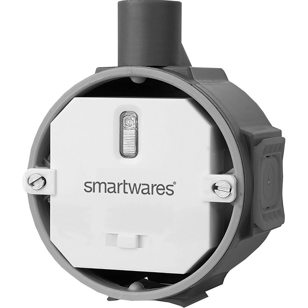 Smartwares Inbouw Aan/Uit Ontvanger in Laar