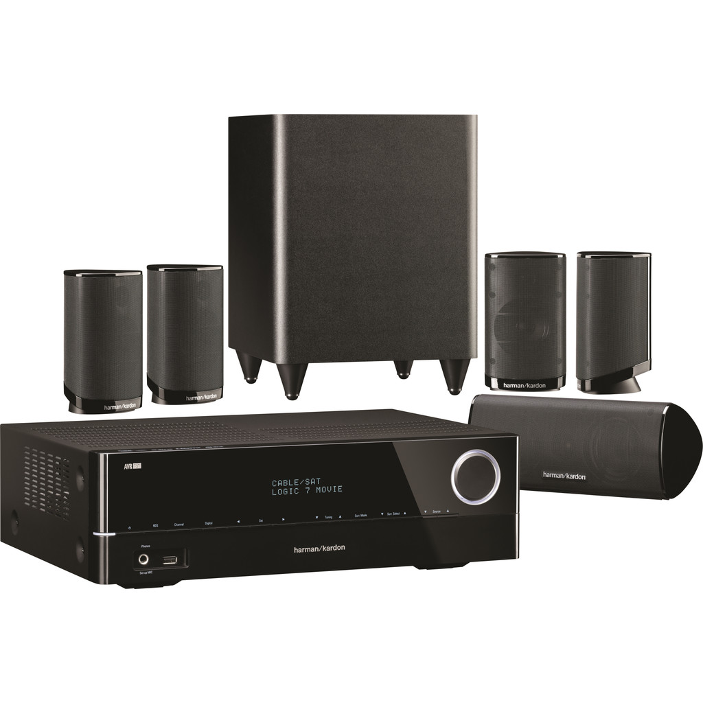 Harman Kardon HD COM 1515S in Borteldonk