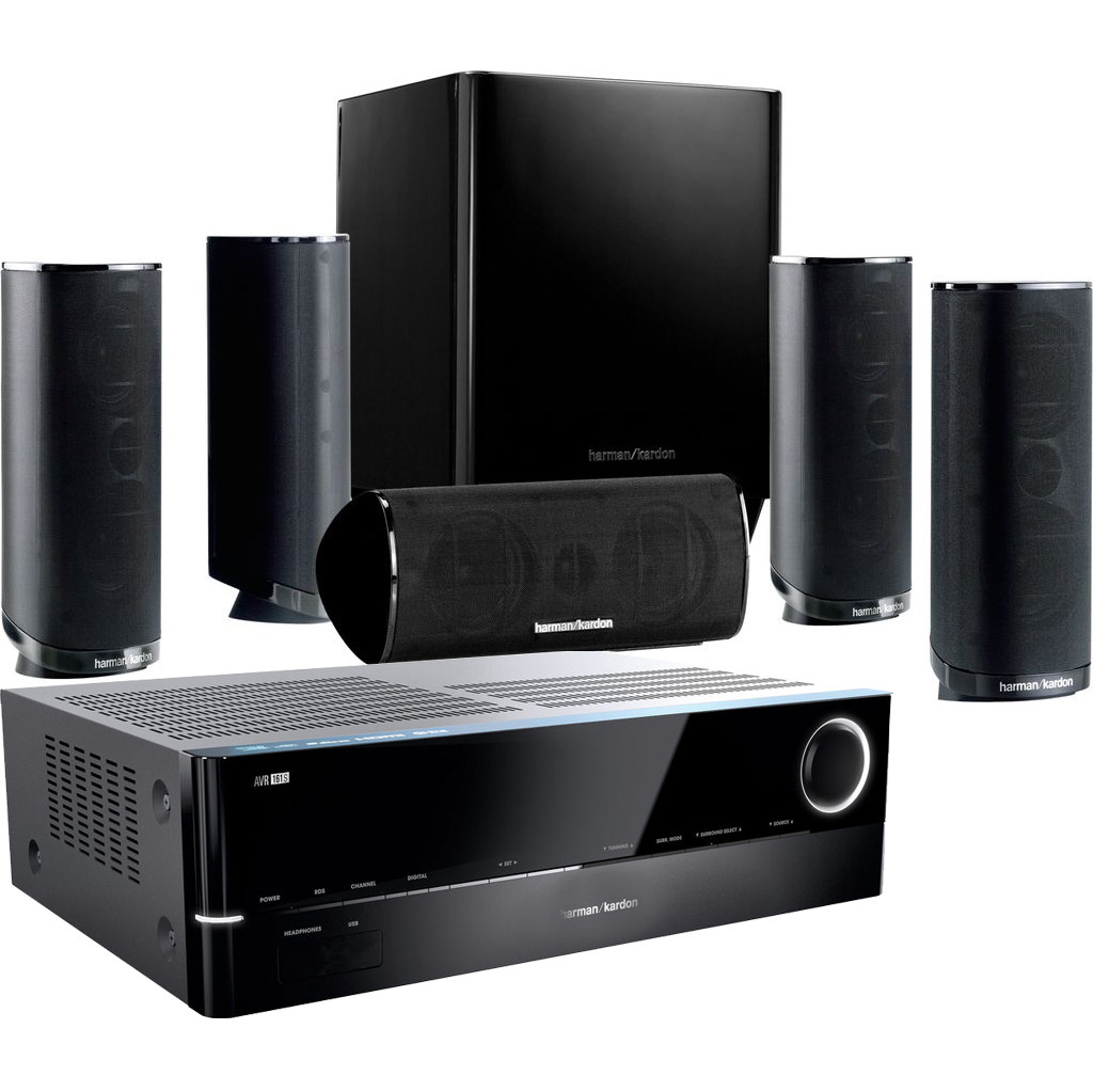 Harman Kardon HD COM 1616S in Zandwijk