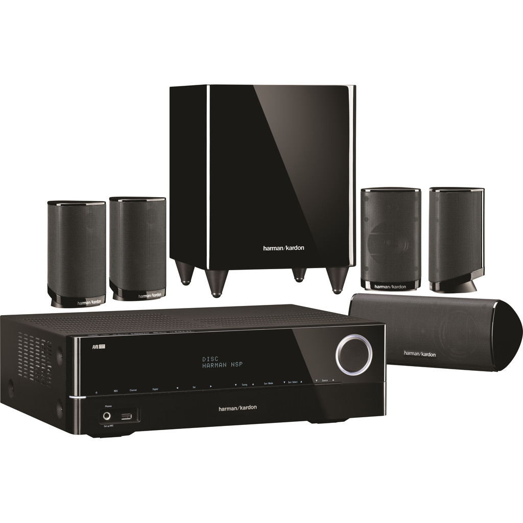 Harman Kardon HD COM 1619S in Wakken