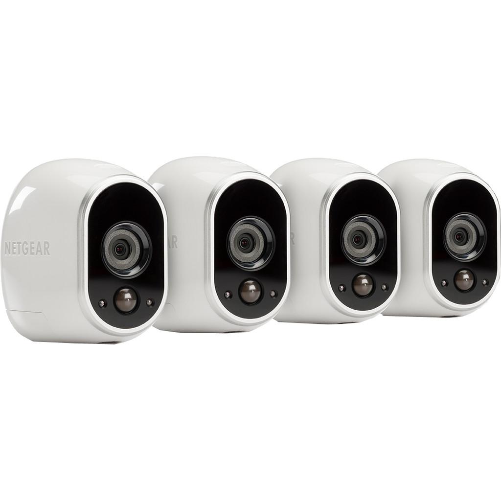 Afbeelding van Arlo by Netgear Smart Home HD camera Four Pack IP