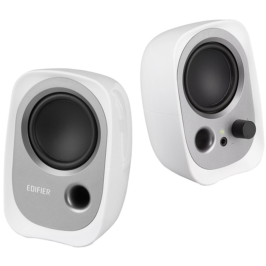 Edifier R12U 2.0 Speaker Set Wit in Arnemuiden