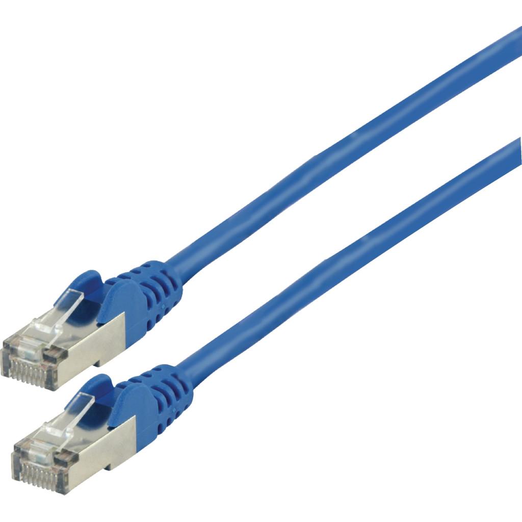 Valueline Netwerkkabel FTP CAT6 10 meter Blauw in Esch