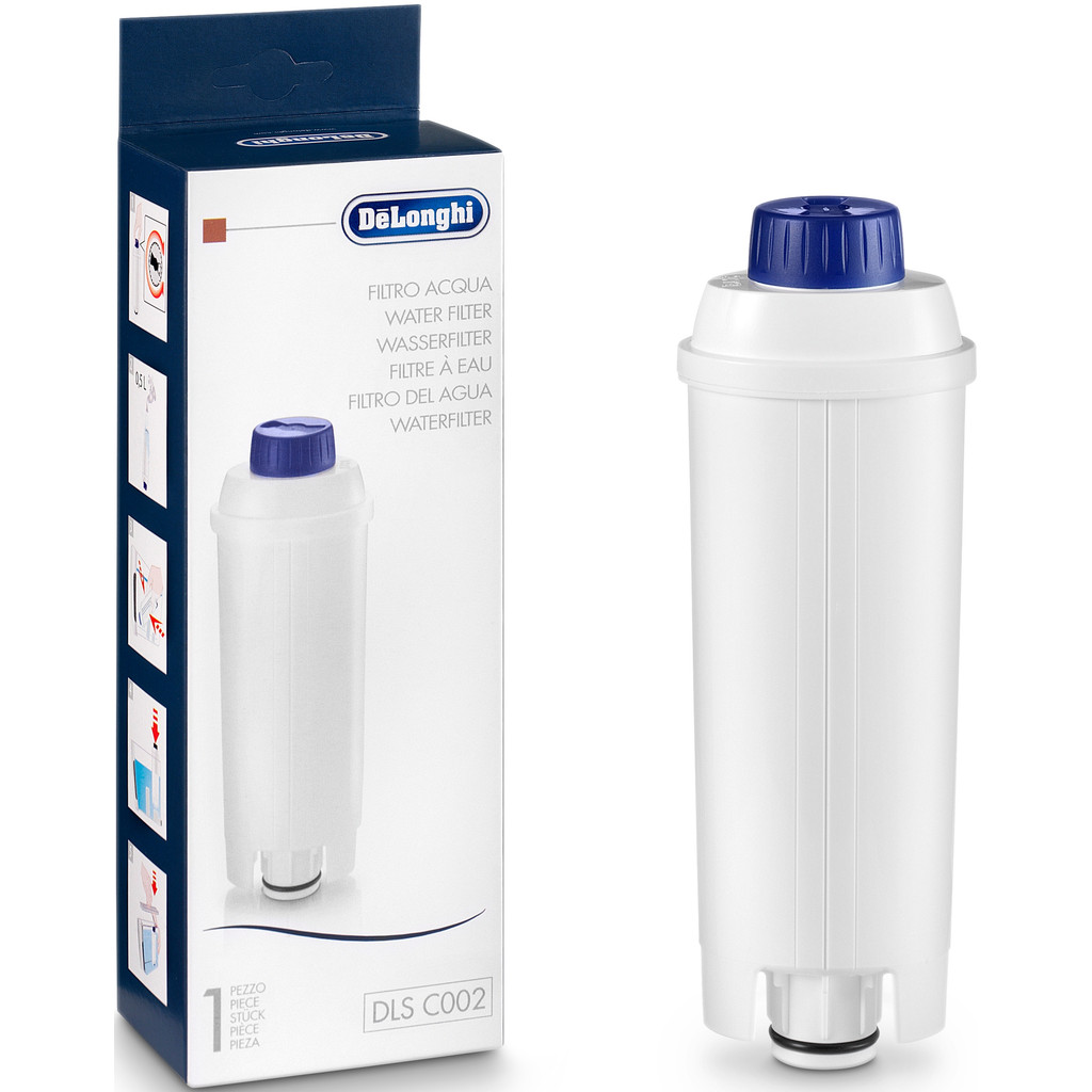 De'Longhi Waterfilter in De Haan