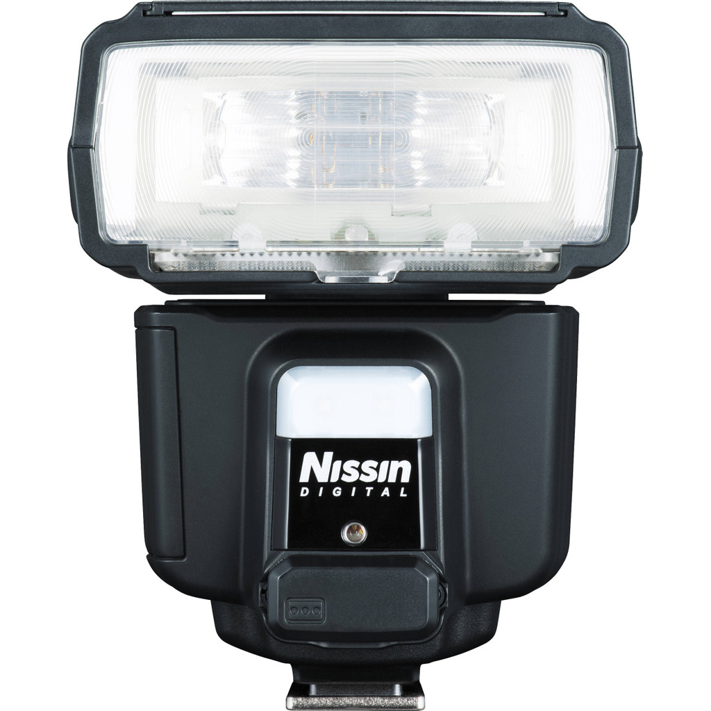 Nissin i60A Micro Four Thirds in Munnekens-Vinkel
