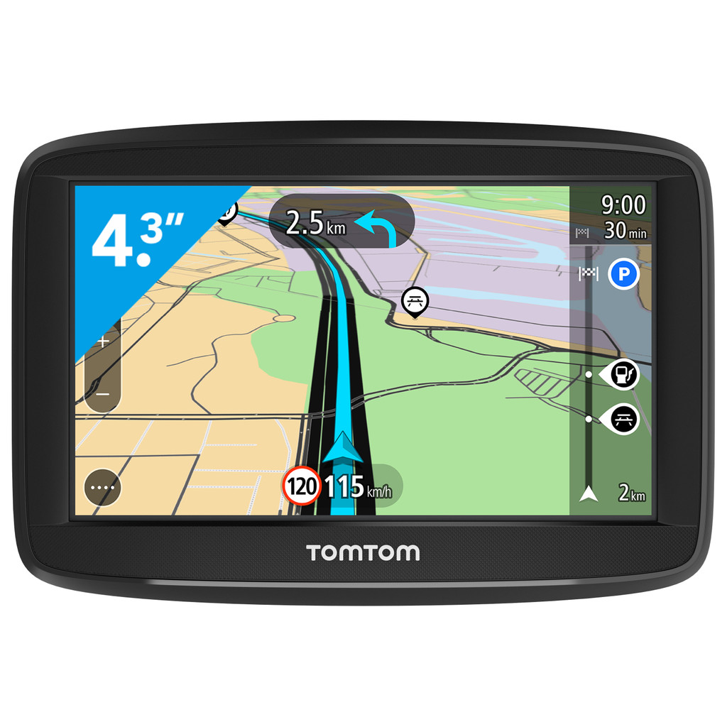 TomTom Start 42 Europa in Steenoven