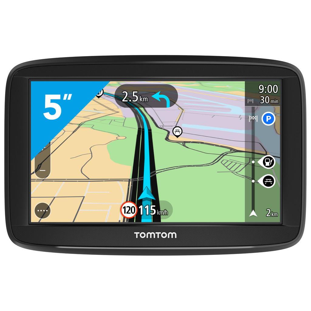 TomTom Start 52 EU45 Handheld-Fixed 5  Touchscreen 209g Zwart