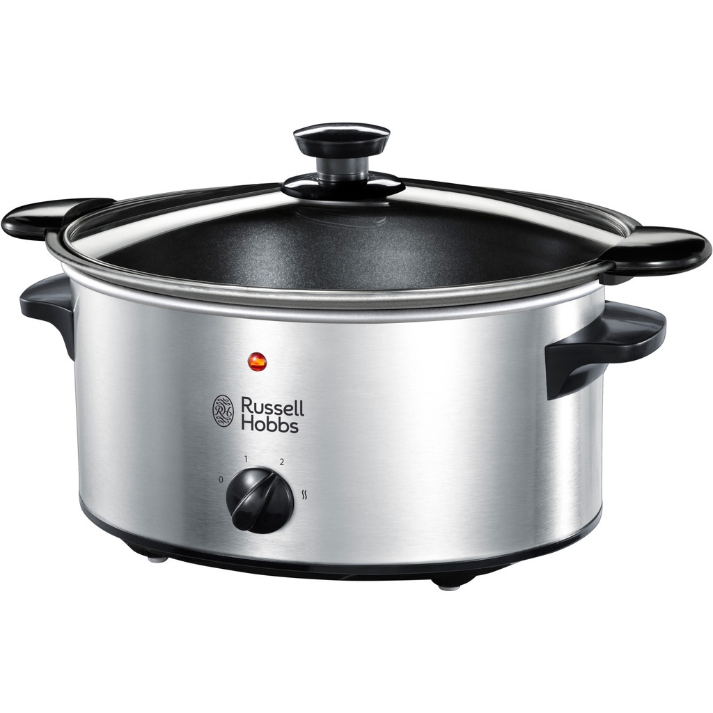 Image of Russell Hobbs Cook at Home Searing Slowcooker 3,5 L