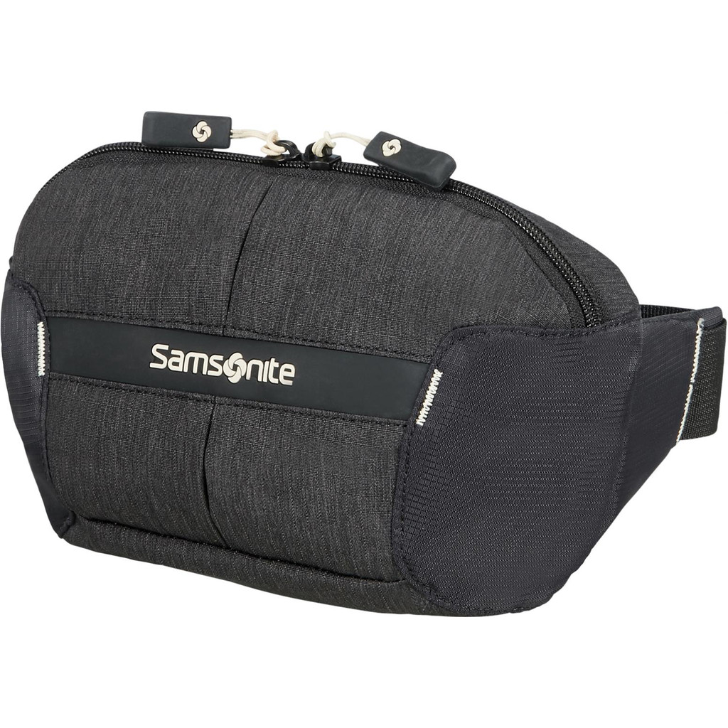 Samsonite Rewind Belt Bag Black in Hultje