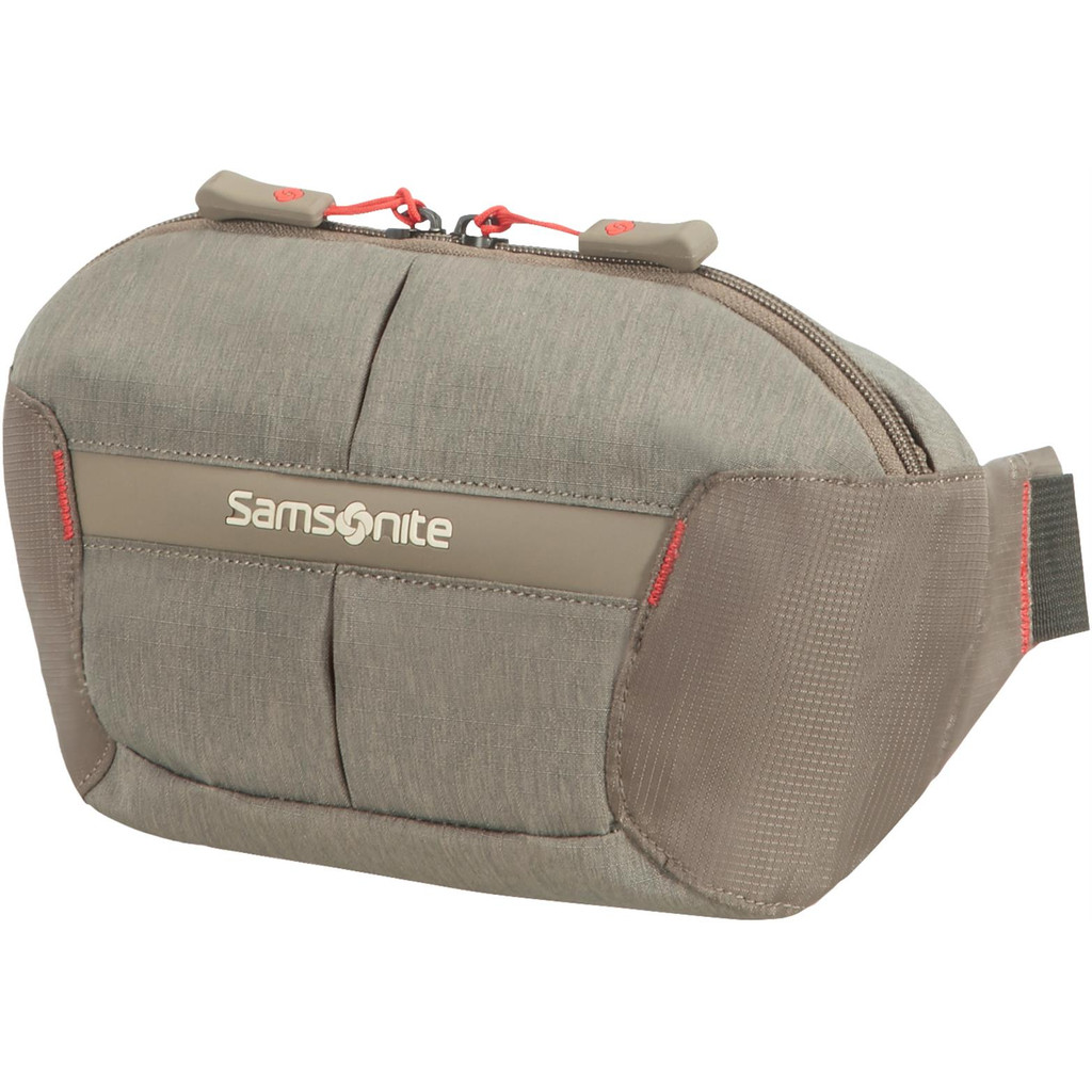 Samsonite Rewind Belt Bag Taupe in Le Mesnil