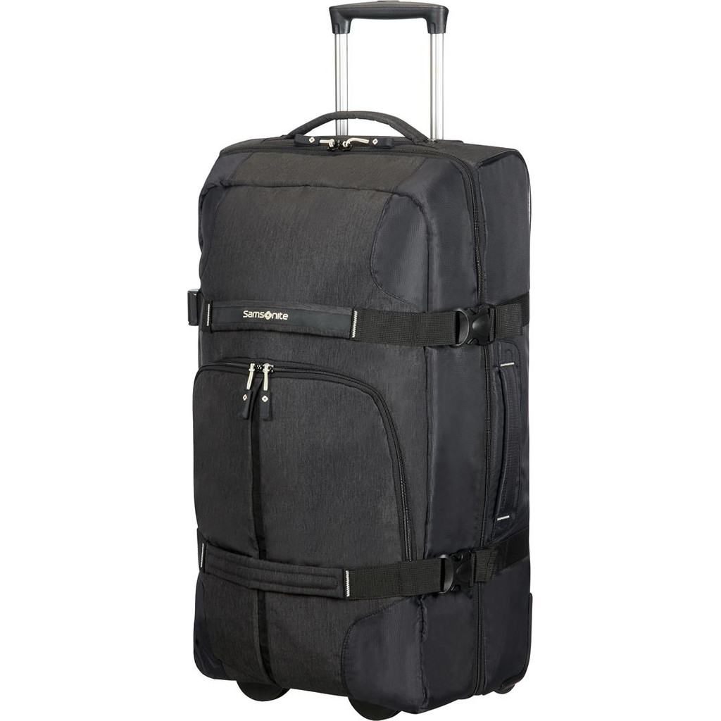 Samsonite Rewind Duffle Wheels 68 Black