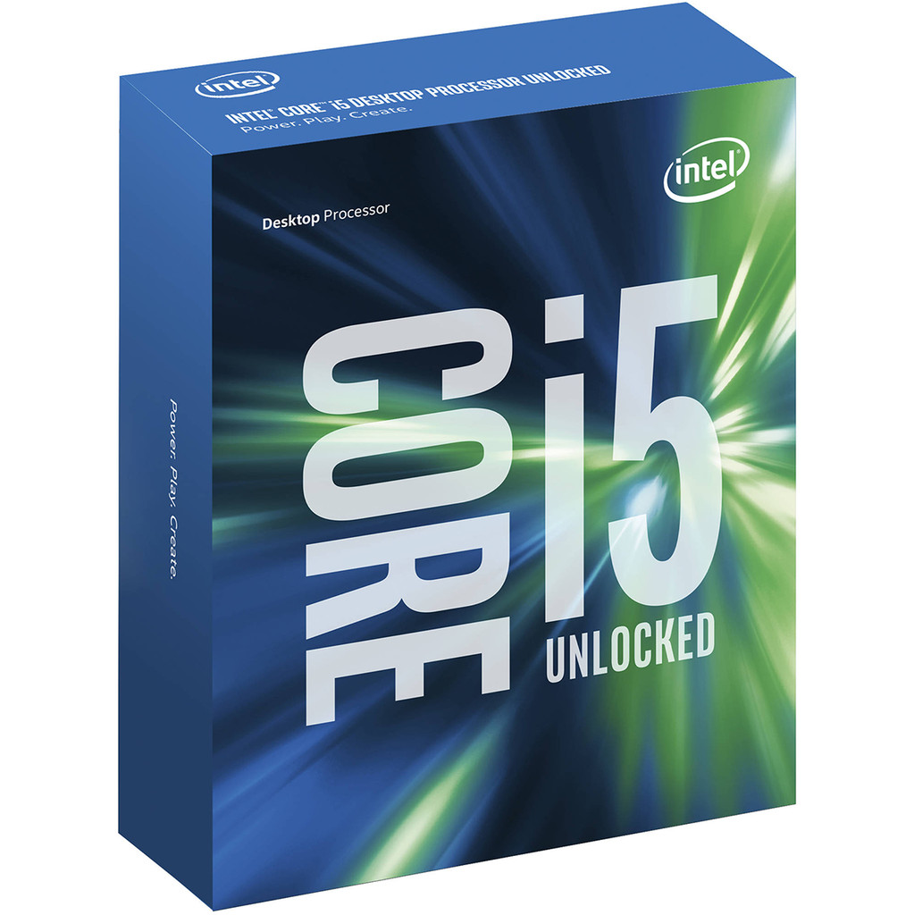 Intel Core i5 6600K Skylake in Vaulx