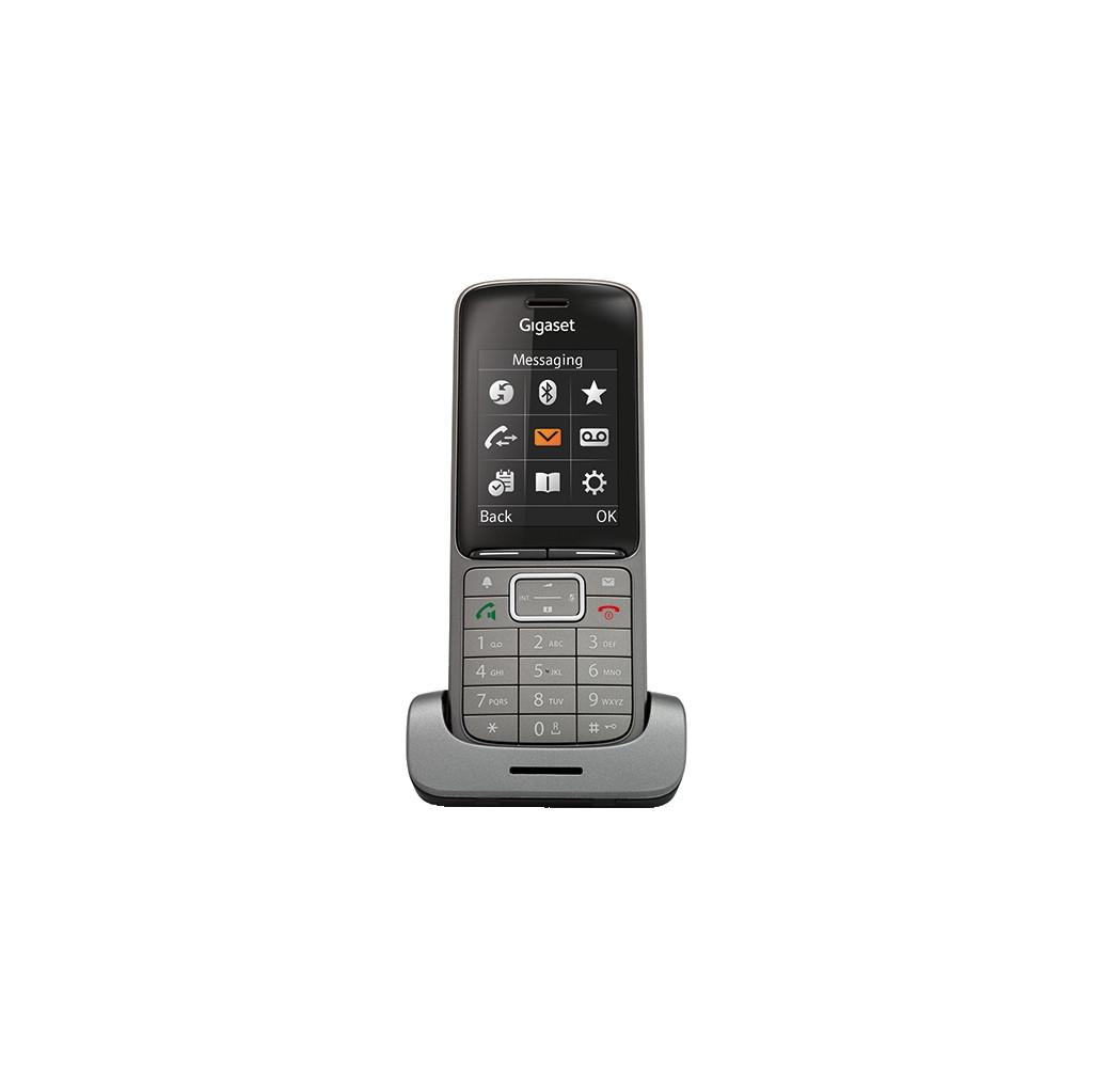 Gigaset SL750H Pro Zwart Uitbreiding in Kortenoord