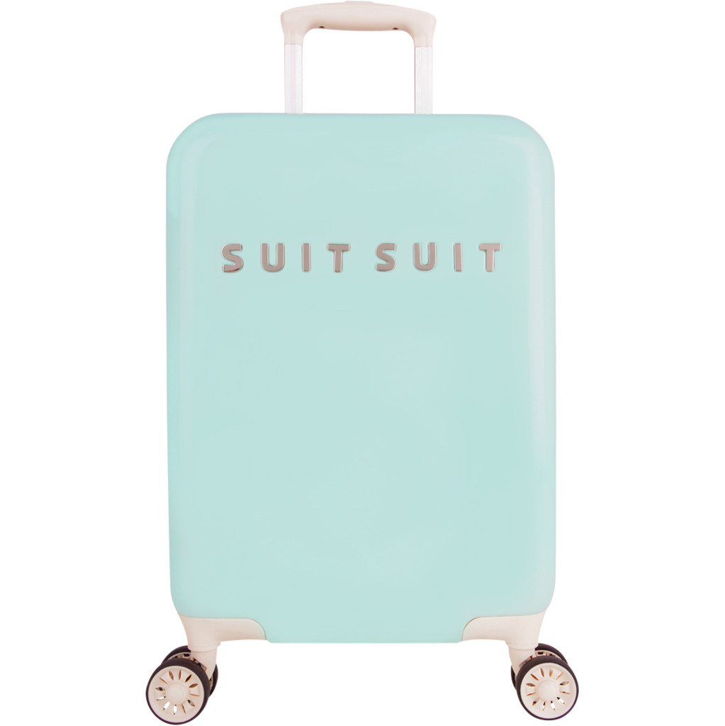 SUITSUIT Koffers Suitcase Fabulous Fifties 20 inch Spinner Groen