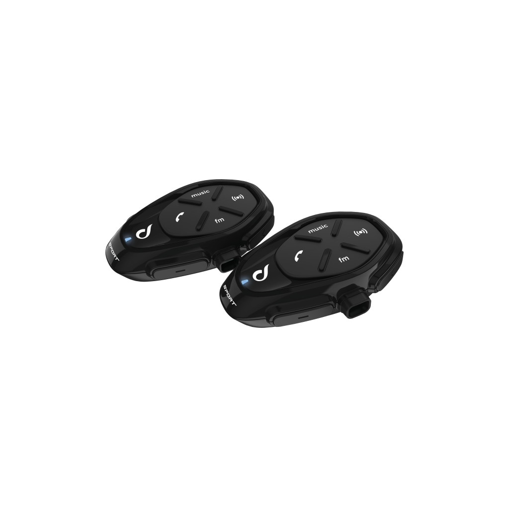 Interphone Sport Twin Pack in Vremde