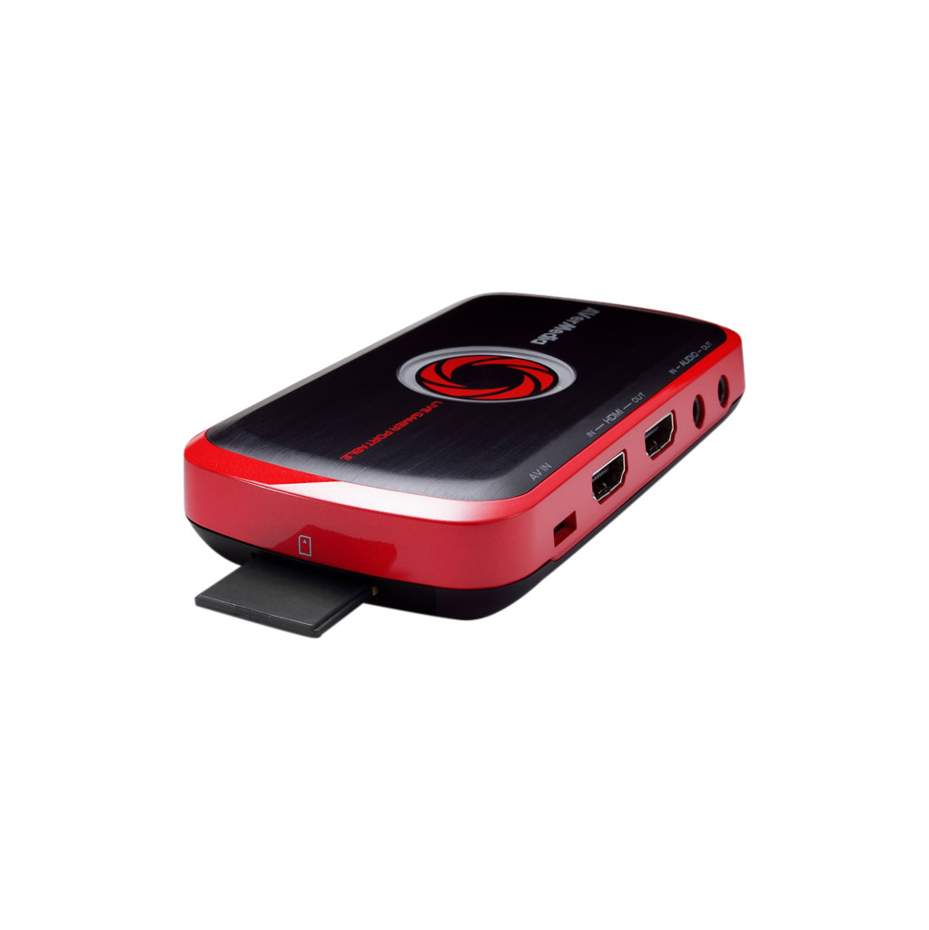 AVerMedia Live Gamer Portable in De Zandput