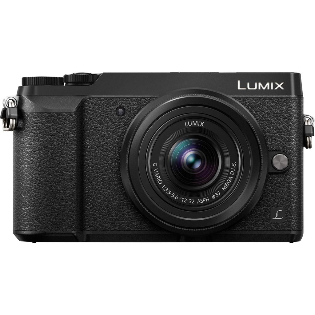 Panasonic Lumix DMC-GX80 + 12-32mm zwart