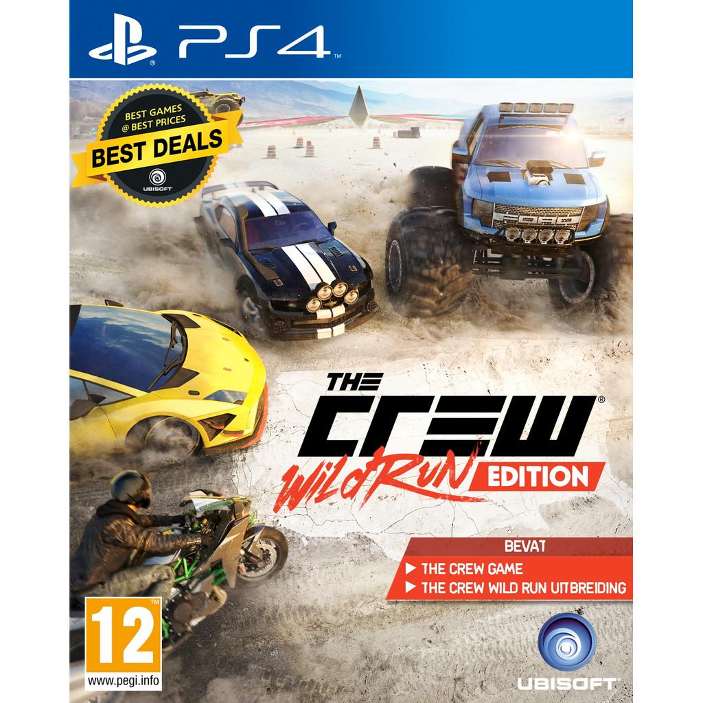 The Crew: Wild Run PS4