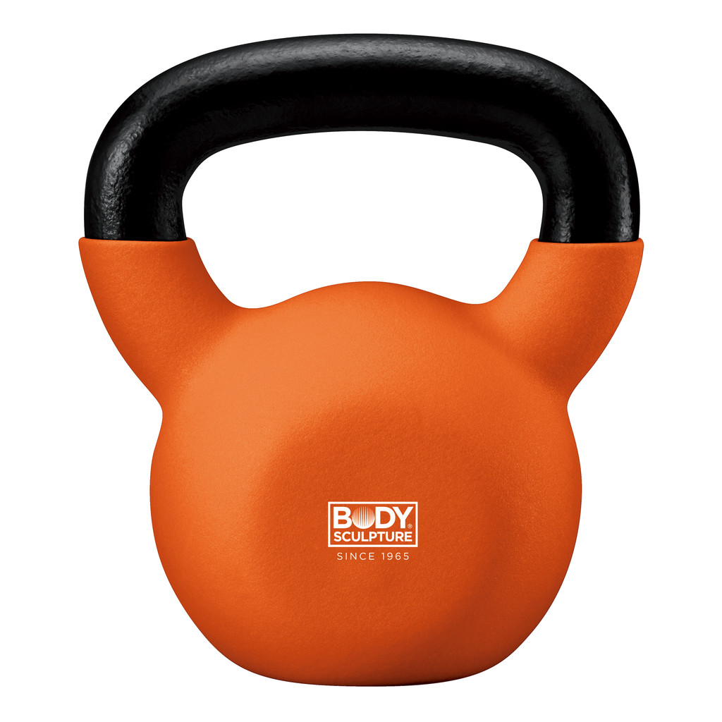 Body Sculpture Neopreen Kettlebell 10 kg in Vergelt