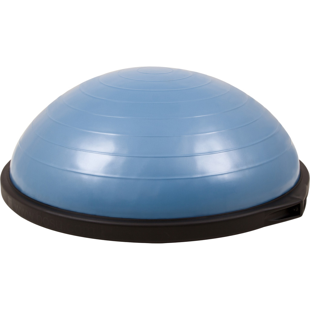 Bosu Balance Trainer Home Edition Blauw in Beemte
