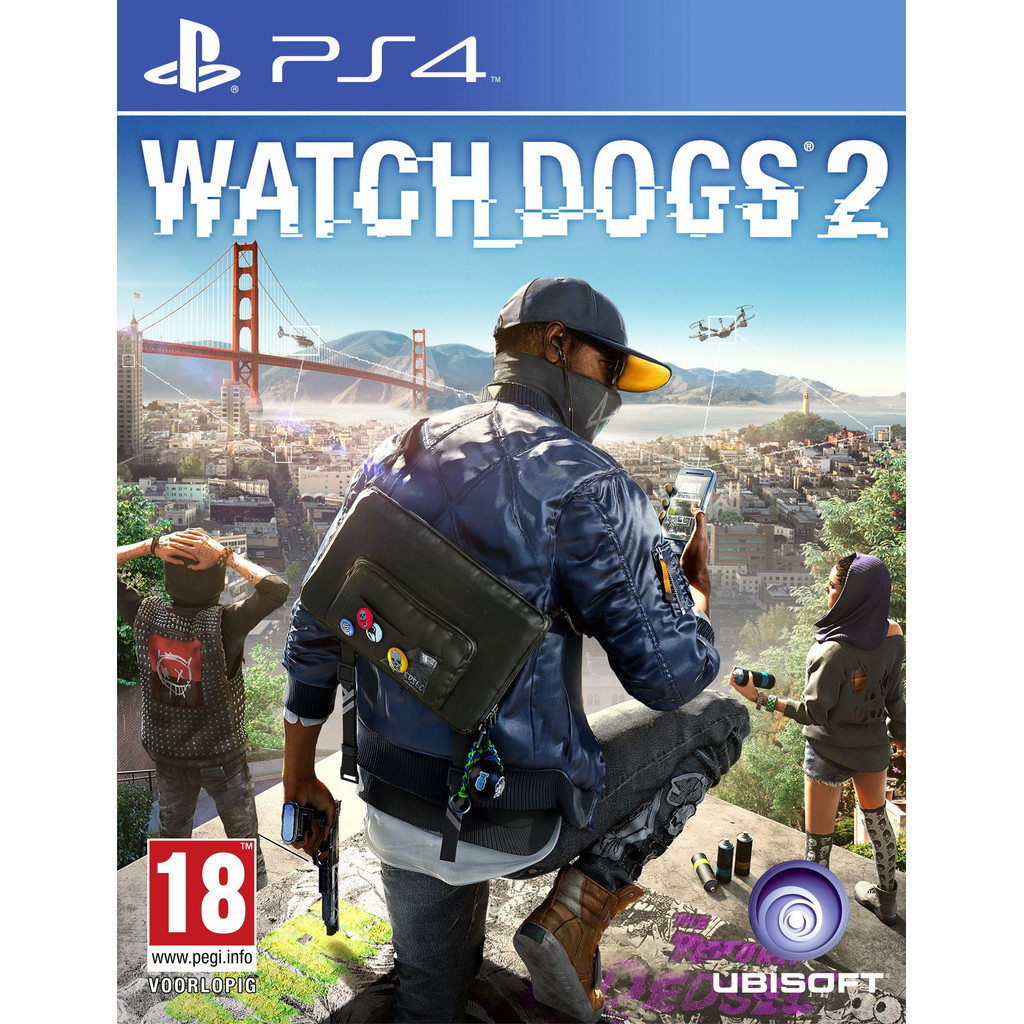 Watch Dogs 2 PS4 in Keske