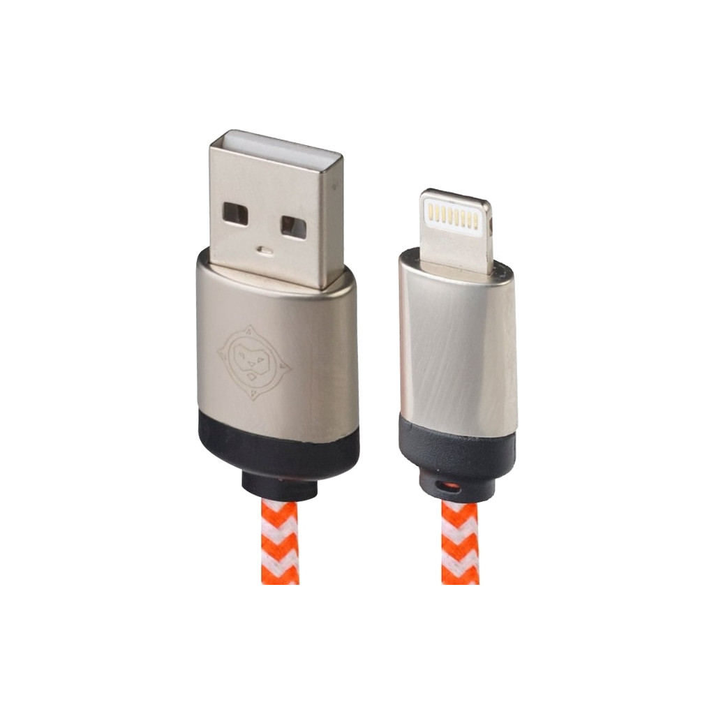 Lionheart Lightning USB Kabel 1m in Dokkum